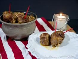 Great tasting Appetizer – Gladiator Meatballs