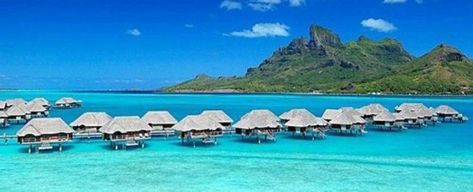 Celebrate Valentine's Day in Bora Bora!