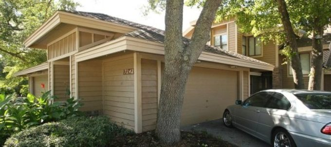 Orlando Florida Townhome – Offered for US$234,900
