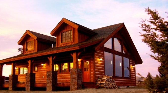 Custom Montana Mountain Home on 23 Acres