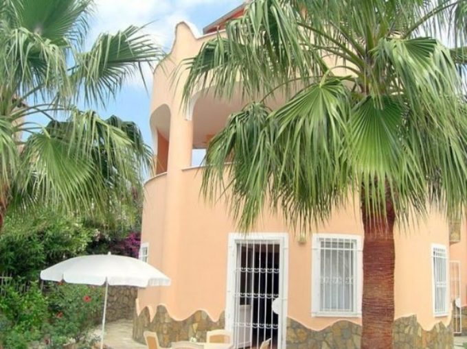 Turkey – Villa Dolphin in Alanya-Avsallar