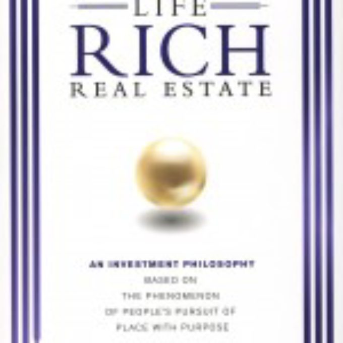 Certified Life Rich Real Estate™ Advisor
