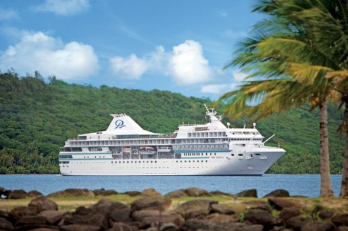 50% Off Luxury Tahiti Cruises