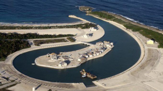 Schooner Bay on South Abaco, The Bahamas