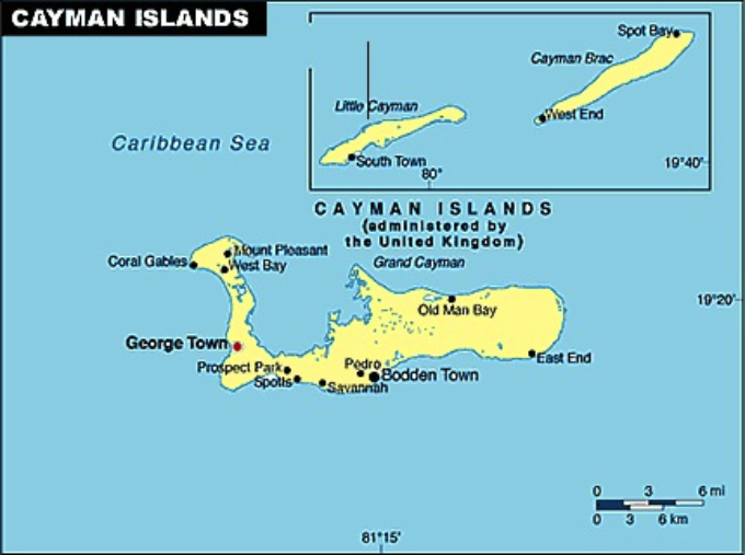 Cayman Islands Real Estate