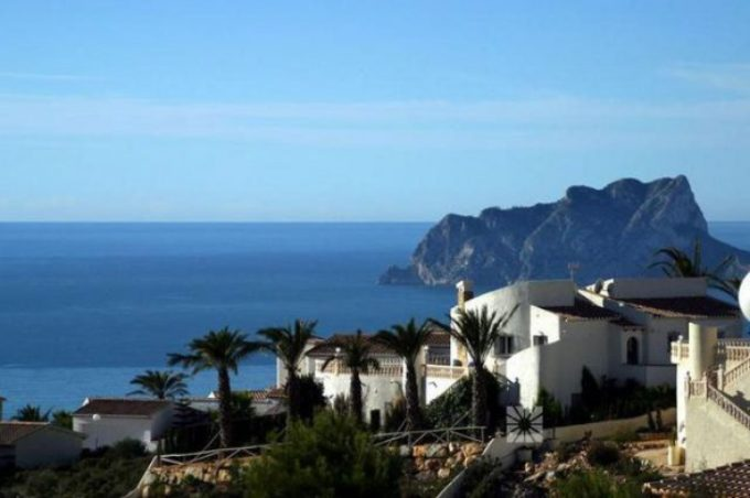 Mediterranean Development – Cumbre del Sol in Costa Blanca, Spain