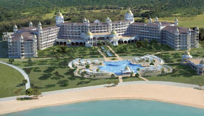 Opening Nov 2012 – Hotel Riu Palace Costa Rica