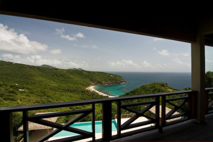 Caribbean Ocean View Villa: Hope Villa, St Vincent and the Grenadines