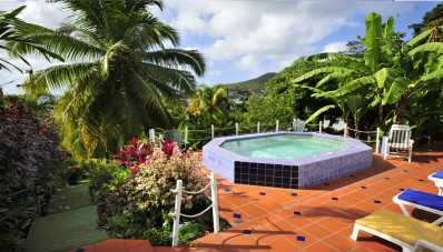 Caribbean Ocean View House: Harbour Side House, St. Vincent and the Grenadines