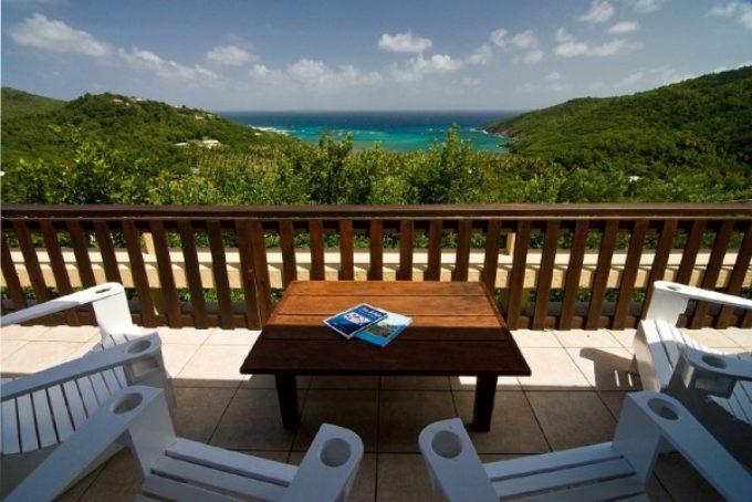 Caribbean Ocean View Villa: Historic Villa, Spring Estate, Bequia