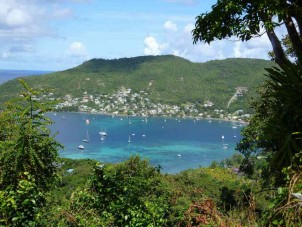 Land For Sale on Bequia – Excellent Views of Valleys, Harbours and Beaches