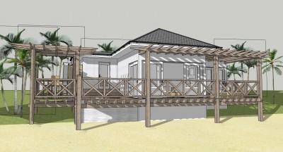 4035-Beach Hut S2