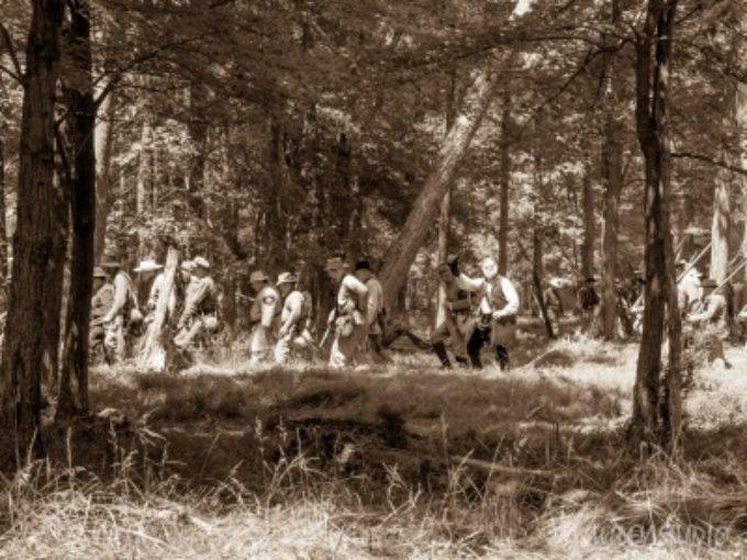 150th Gettysburg Reenactment Photos: Day 2