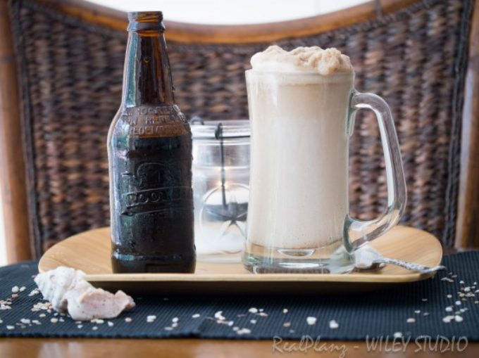 Root Beer Float – Summertime Favorite