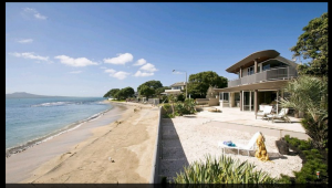 Milford Beachfront Home For Sale on North Shore, Auckland