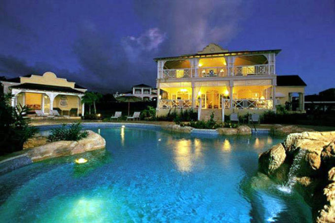 Luxury Rental Villas in Barbados