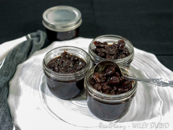 Dried-Cherry Chutney