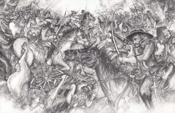 Custer's Clash