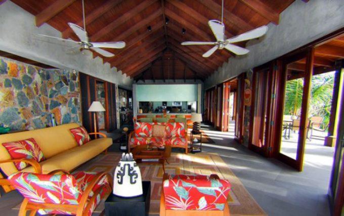 Fabulous Rental Villa on St John with Caribbean Sea Views