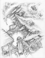 Recon Dogfight Illustration