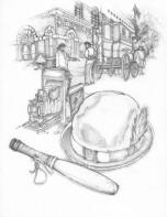 Wellspring Jail Illustration