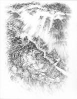 Prophet's Rock Illustration