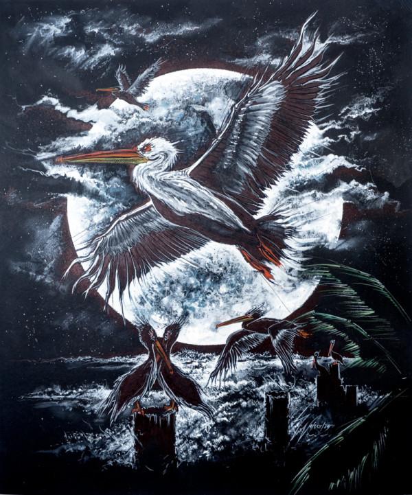 Pelican Moon
