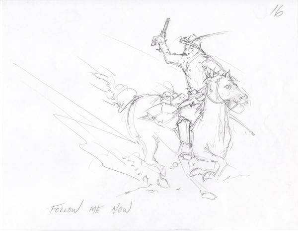 Battlefield Sketch