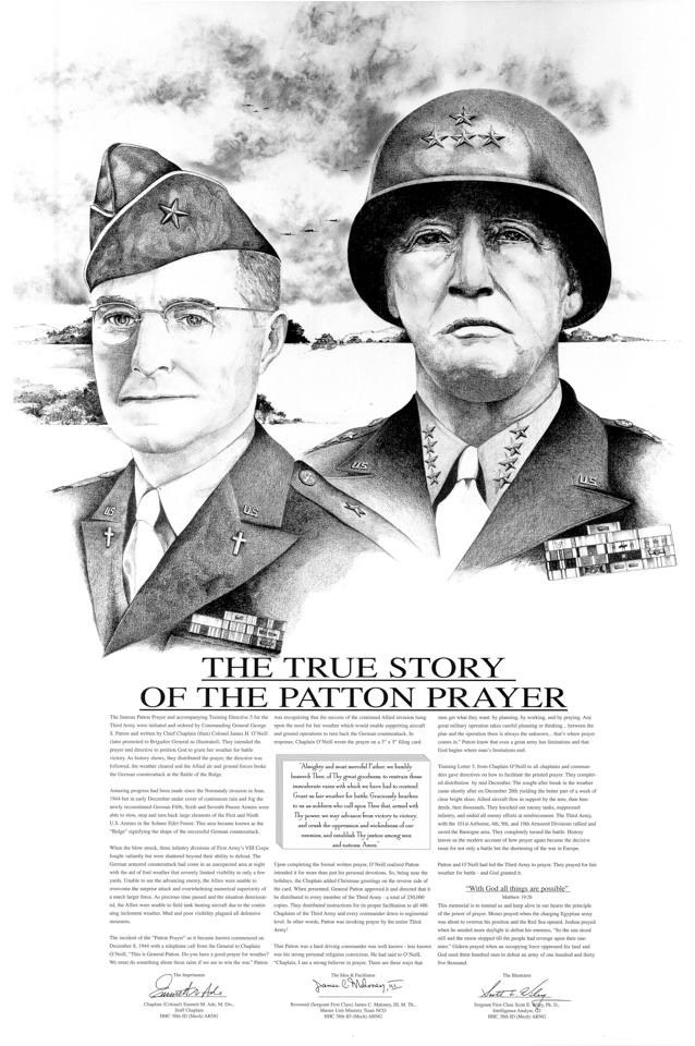 Patton Prayer